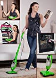 #10: H2O MOP X5 STEAM MOP 5 IN 1 Floor Cleaning Best Electric Portable CLEANER STEAMER