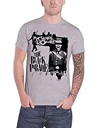 My Chemical Romance The Black Parade Warpath Official Mens T Shirt (XL)