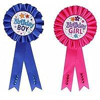 Cdet Emblemas 10g accesorios de diseño de decoración para niños de decoraciones de la fiesta de cumpleaños del bebé