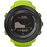 Suunto Ambit3 Vertical Lime - Reloj de entrenamiento, color amarillo