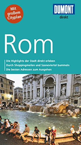 Preisvergleich Produktbild DuMont direkt Reiseführer Rom