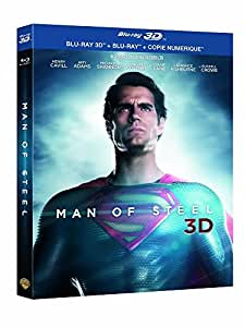 Man of Steel [Combo Blu-ray 3D + Blu-ray 2D]