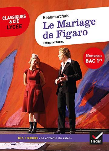 Le Mariage de Figaro (Bac 2020): suivi du parcours « La comédie du valet »