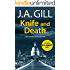 Knife and Death: A fast paced, gripping, serial killer crime thriller novel (Detective James Hardy Crime Thriller Series Book 1)