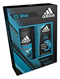 Adidas Ice Dive Body Spray and Shower Gel Duo