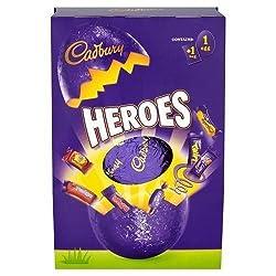 Cadbury Heroes Easter Egg 274g
