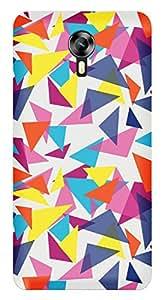 TrilMil Printed Designer Mobile Case Back Cover For Micromax Canvas Xpress 2 E313