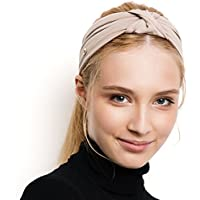 BLOM Multi Headband for Sports or Fashion, Yoga or Travel. Happy Head Guarantee - Super Comfortable. Designer Style & Quality