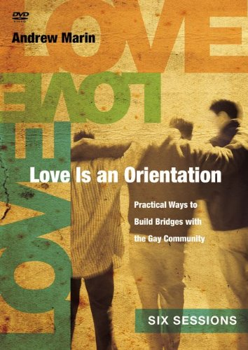 Love Is an Orientation: Practical Ways to Build Bridges With the Gay - Dvd Gay Adult
