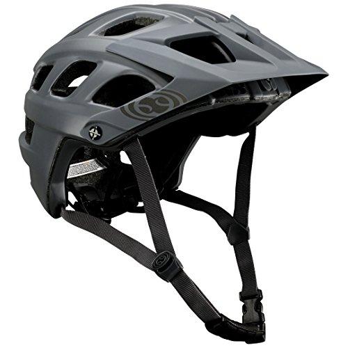 IXS Enduro-Helm Trail RS EVO Grau Gr. M/L -