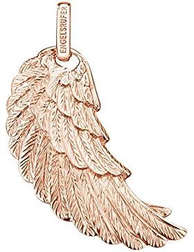 Engelsrufer Anhänger Flügel rosévergoldet