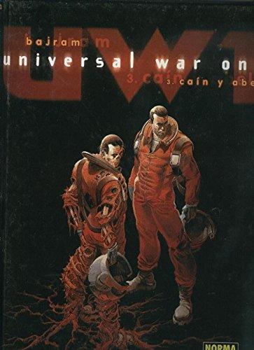 Universal War One numero 03: Cain y Abel