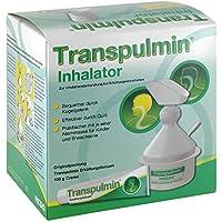 TRANSPULMIN Erkältungsbalsam + Inhalator 100 g Creme preisvergleich bei billige-tabletten.eu