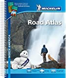 Michelin Straßenatlas Nordamerika mit Spiralbindung: Maßstaab 1:590.000-1:8.500.000 (MICHELIN Atlanten)