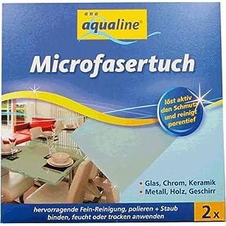 aqualine 9006-02075 Microfasertuch, 37 x 38 cm