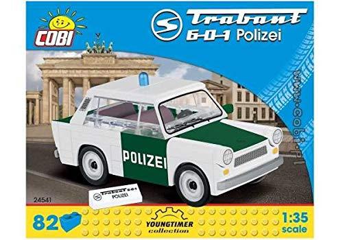 Preisvergleich Produktbild Cobi 24541 - Trabant 601 Police