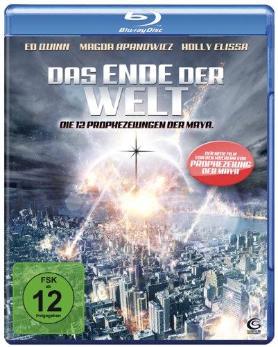 Das Ende der Welt - Die 12 Prophezeiungen der Maya [Blu-ray]
