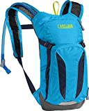 CamelBak Mini Mule Sacs D'Hydratation Mixte Enfant, Atomic Blue/Navy...
