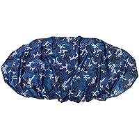 Funda de Kayak 4.5m Protección UV Solar Protección Cubierta de Canoa para 3.6-4m Kayak Barco(5)
