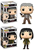 Funko POP! Blade Runner 2049: Deckard + Joi - Stylized Vinyl Figure Set NEW