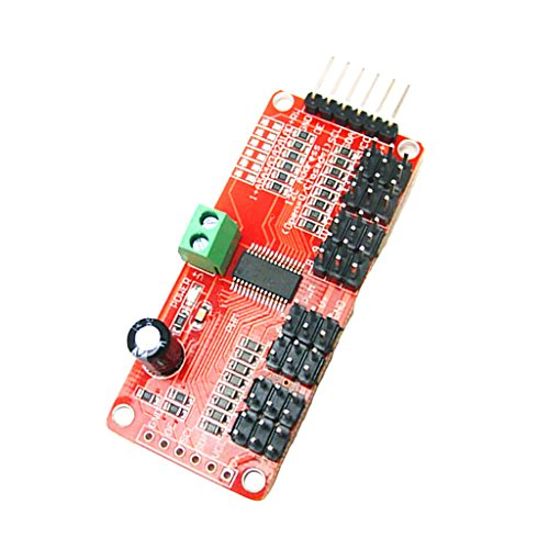 MagiDeal Pca9685 16-kanal 12-bit Pwm Servomotor Treiber Modul für Arduino Roboter