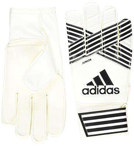 Adidas ace guanti, bianco (bianco/negbas/onix), 5.5