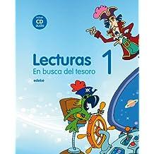 En busca del tesoro, lecturas, 1 Educación PriMaría - 9788423699698