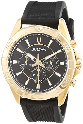 Bulova Reloj de Pulsera 97A137