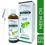 HillDews Neem Oil | 200ml | Pure | Natural | Unrefined | Cold