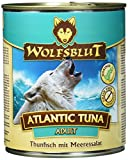 Wolfsblut Atlantic Tuna, 6er Pack (6 x 800 g)