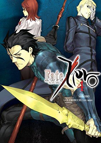 Fate / Zero Volume 4 por Shinjiro Urobuchi