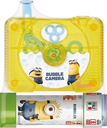 Preisvergleich Produktbild DULCOP–500.142600–Die Minions–Kamera Wasserwaage–10,4x 9,5x 2,9cm–Tube Seife–60ml