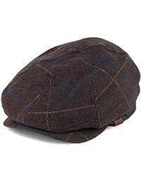... Sombreros y gorras   BARTS. BARTS Mens Jamaica Wool Blend Adjustable  Newsboy Flat Cap 475d2dec152