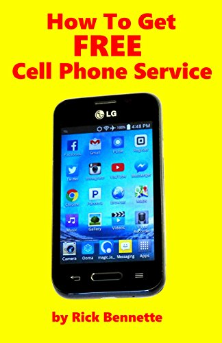 how-to-get-free-cell-phone-service-english-edition