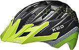KED Dera II Helmet Kids Black Green Kopfumfang M | 52-58cm 2018 Fahrradhelm