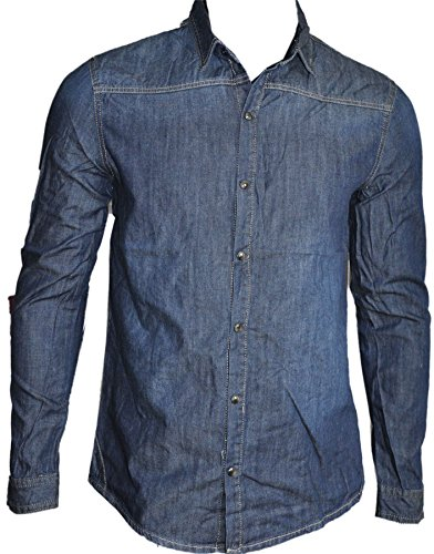 Jaylvis Herren Jeanshose * One Size bleu sans poches