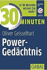 30 Minuten Power-Gedächtnis Taschenbuch
