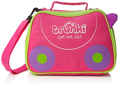 Trunki – Mochila para almuerzo y excursion, color rosa