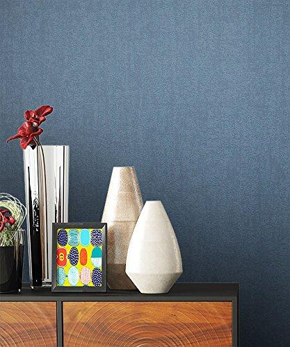 NEWROOM Barocktapete blau Vliestapete türkis Modern,universell schöne moderne und edle Design...