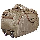 Best Luggage Lightweights - alfisha Unisex Synthetic Lightweight Waterproof Luggage Travel Duffel Review