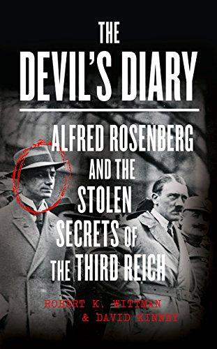 The Devil's Diary por Robert K Wittman