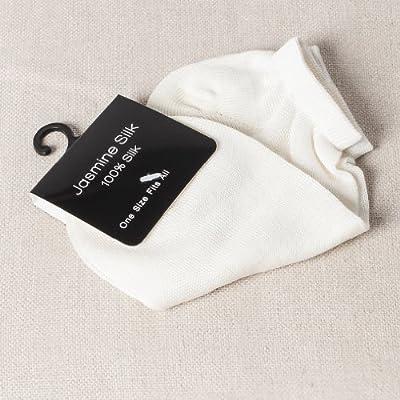 Jasmine Silk Ultmate Pure Silk Moisturising Socks