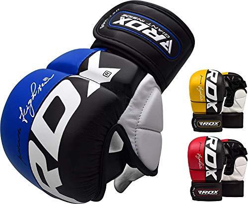 guanti allenamento RDX X3 Guanti da Allenamento MMA in Neoprene