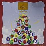 Godiva Christmas 2018 Advent Calendar