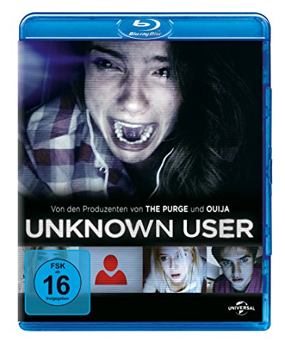 Unknown User [Blu-ray] Shelley Heather