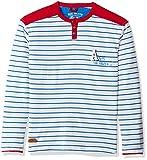 Blue Giraffe Boys' T-Shirt (AW-16/TEE/AA...