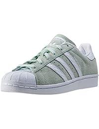 adidas Superstar W Calzado 3,5 ice mint/white