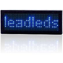 "LED Name /""Markus /"" oder Ihr LED Wunschname faunz/©com LED Namensschild 12V.o.24V Leuchtschild"