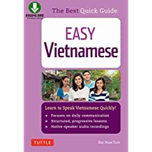 Easy Vietnamese: Learn to Speak Vietnamese Quickly! (Downloadable Audio Included) (English Edition)