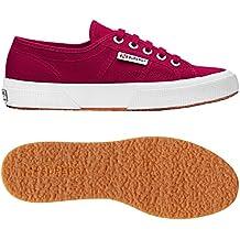 Superga Cotushirt U - Zapatillas para mujer, color cerise, talla 45